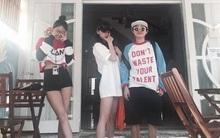 Seolhyun, Jimin (AOA) và Kim Shin Young đi du lịch tại Việt Nam