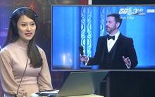 """Cô nàng """"bắn"""" 7 thứ tiếng Khánh Vy tự tin thuyết minh trực tiếp Oscar 2017 trên truyền hình"""