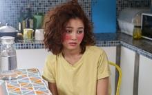 """""""She Was Pretty"""" Việt chưa chiếu mà khán giả đã thực sự quan ngại về gò má hồng làm quá của Lan Ngọc"""