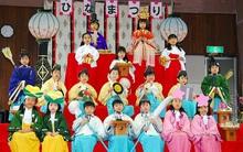 Ngày vui nhất của trẻ em Nhật Bản trong năm: Lễ hội búp bê toàn quốc