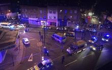 Xe tải đâm trực diện vào khách bộ hành tại London, ít nhất 10 người bị thương