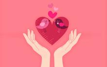 Trái tim bạn chọn tiết lộ độ lãng mạn của bạn trong tình yêu