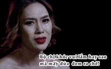 """Cảnh Mỹ Tâm khóc nức nở trong MV mới trở thành """"nguồn cảm hứng vô tận"""" của dân mạng"""