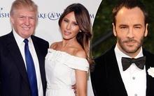 """Tom Ford tỏ ý không ưa Tân Đệ nhất phu nhân, ông Trump đáp trả ngay: """"Vợ tôi cũng chả thích đồ cậu!"""""""