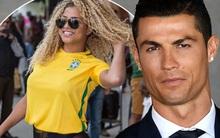 Ronaldo lén lút qua mặt Georgina, hẹn gặp Hoa hậu siêu vòng 3