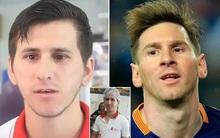 Nhân viên làm bánh xáo trộn cuộc sống vì quá giống Messi