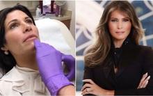 """Sau Ivanka Trump, đến lượt Đệ nhất phu nhân Mỹ Melania trở thành """"miếng mồi béo bở"""" cho các thẩm mỹ viện"""