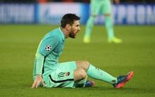 Lionel Messi và 5 trận cầu thất vọng nhất sự nghiệp
