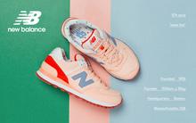 """New Balance: câu chuyện về những đôi giày """"đốn gục"""" trái tim giới trẻ Hàn, nhưng lại là niềm tự hào của nước Mỹ"""