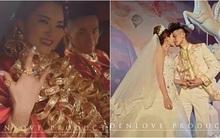 Đám cưới vàng ròng với sự góp mặt của nhiều sao Hoa ngữ khiến cô gái nào cũng phải xuýt xoa