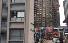Ngay cả khi nhảy lầu tự tử, hot girl mạng xã hội Trung Quốc vẫn không quên livestream
