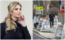 Ái nữ nhà Tổng thống Trump bị hàng xóm khiếu nại vì được mật vụ bảo hộ thái quá