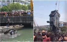 Sau 15 năm, chiếc ô tô mất tích bí ẩn được phát hiện dưới lòng sông với 2 bộ xương người bên trong