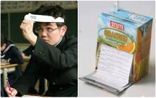"""Những phương pháp quay bài """"bá đạo trên từng hạt gạo"""" mà chỉ học sinh lười mới có thể nghĩ ra"""