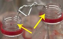 Ai cũng thấy miệng chai nước có những đường gồ đứt đoạn nhưng lý do tồn tại của chúng thì mấy ai hay