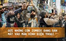 Gửi những con zombie luôn dán mắt vào màn hình điện thoại: Cuộc đời bạn đang trở nên bất hạnh hơn