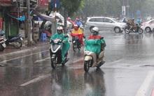 Sắp đón không khí lạnh, Hà Nội có mưa rào và giông