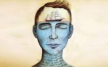 Bức tranh khuôn mặt người đàn ông giải mã chỉ số thiên thần hay ác quỷ trong con người bạn