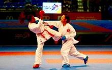 Võ sĩ karatedo Việt Nam giành HCV thế giới lịch sử, dù vừa thua ở SEA Games