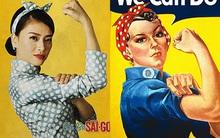 """Vừa tung bộ ảnh """"nữ quyền"""", Cô Ba Sài Gòn bị chỉ trích là vay mượn văn hóa nửa vời"""