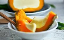 Flan bí đỏ - món tráng miệng nổi tiếng từ Thái Lan: chỉ cần dùng đúng loại đường là sẽ ra được vị thơm ngon