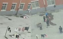 Trung Quốc: Nữ sinh đại học tử vong sau khi rơi từ cửa sổ ký túc xá trong lúc đang phơi quần áo
