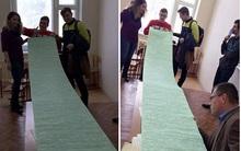 """Màn quay cóp """"bá đạo"""" của nhóm sinh viên Nga khiến ai cũng há hốc mồm"""