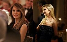 Phu nhân Melania Trump và con gái Ivanka lộng lẫy trong buổi tiệc chiêu đãi 48 Thống đốc tại Nhà Trắng