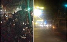 Hà Nội: Nam thanh niên quay đầu xe chạy chốt 141, đâm CSCĐ bất tỉnh