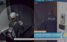 Nhân viên an ninh kéo ông David Dao ra khỏi máy bay United Airlines lên tiếng sau vụ bê bối