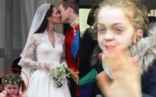 Cô bé hờn dỗi trong đám cưới của công nương Kate và hoàng tử William 6 năm trước giờ ra sao?