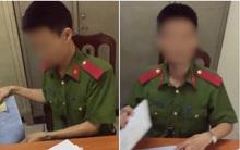 Hà Nội: Cán bộ công an phường phản ứng với người dân khi bị quay clip tại trụ sở gây xôn xao