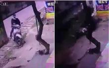 Xe tải lao với tốc độ tử thần tông nát xe máy chở 2 mẹ con ở Đồng Nai