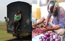 """1001 bức hình hài hước kiểu """"cái khó ló cái khôn"""" không lệch đi đâu được tại Ấn Độ"""