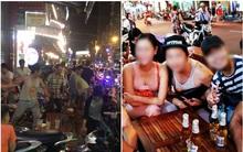Nam diễn viên Hà Nội và nhân viên giữ xe lao vào hỗn chiến giữa phố Bùi Viện trong đêm
