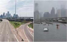Chùm ảnh trước - sau cho thấy hậu quả kinh hoàng mà siêu bão mạnh nhất thập kỷ gây ra cho nước Mỹ