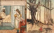 """Nếu là fan của truyện cổ tích, phiên bản """"Cô bé quàng khăn đỏ"""" đầy đáng sợ sẽ khiến bạn rùng mình"""