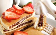 Đem lai pancake với sandwich thì sẽ như thế nào nhỉ?
