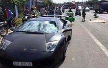 Lộ diện chủ nhân siêu xe Lamborghini đâm chết người đi bộ ở Đồng Nai
