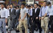 """Đàn ông hiện đại Nhật: Không rượu, không xe, không """"sợ"""" sếp"""