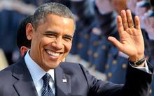 Obama xếp thứ 12 trong các tổng thống Mỹ vĩ đại nhất