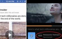 Chính thức: Facebook đã cho hiện quảng cáo trong video tại Việt Nam, cơ hội kiếm tiền tới đây rồi!
