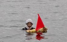 Thợ lặn nữ Nhật Bản và huyền thoại 5.000 năm