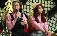 Rapper Karik thừa nhận yêu Đàm Phương Linh