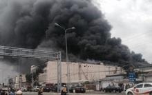 Cháy dữ dội tại công ty may ở Cần Thơ, hàng trăm công nhân bỏ chạy tán loạn