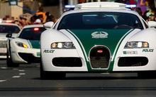 Đã có xe siêu xịn giờ còn nhanh nhất thế giới, cảnh sát ở Dubai đúng là sướng không ai bằng