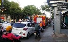 Căn nhà phát nổ như bom nghi do chứa hóa chất