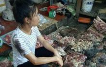 Chị bán thịt lợn mong cơ quan chức năng tha tội cho những người đã hắt dầu luyn