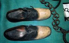Thoạt nhìn trông không khác đôi giày bình thường nhưng đằng sau ẩn chứa một câu chuyện tội ác