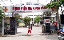Hòa Bình: 18 bệnh nhân chạy thận nhân tạo nghi bị sốc phản vệ, 6 người tử vong